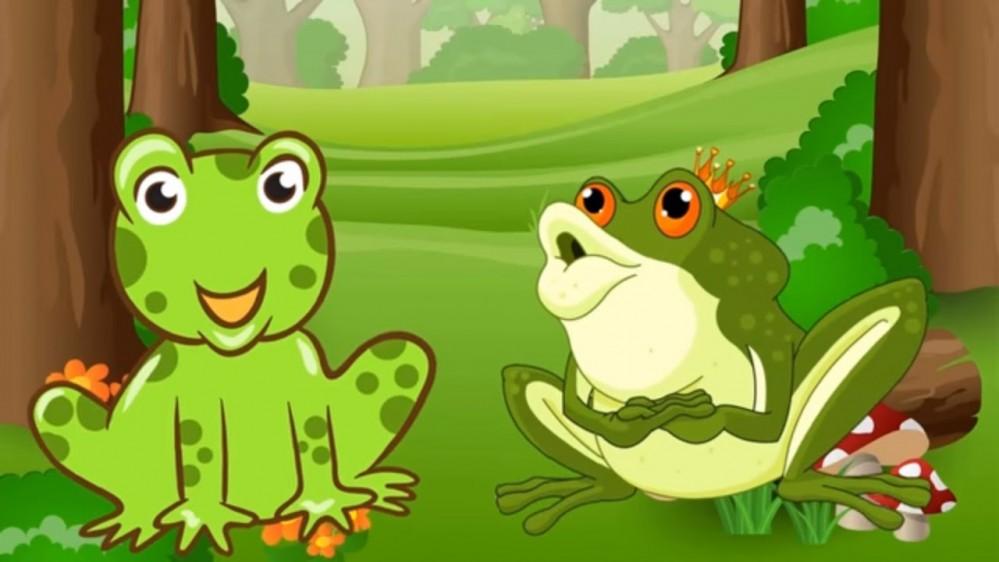Nhà môi giới bất động sản ếch